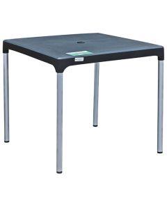 Black 4 Seater Chelsea Table TL-CHST-BK-OD-B