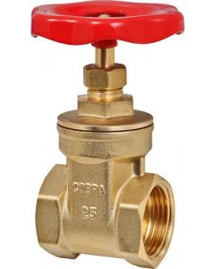 COBRA 1002/125 WHEEL VALVE 25MM