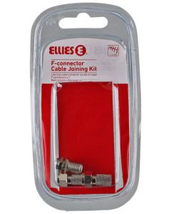 ELLIES BPFCCK F-CONNECTOR CABLE JOINING KIT