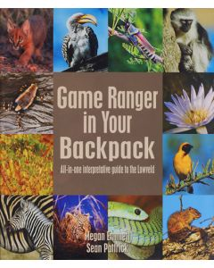 GAME RANGER IN YOUR BACKPACK BOOK