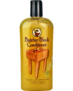 HOWARD BUTCHER BLOCK CONDITIONER 12FL