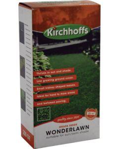 KIRCHHOFFS LG66212 200G WONDERLAWN LAWN SEED