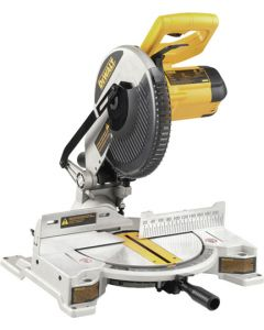 DEWALT DW714-ZA MITRE SAW WITH STAND 1650W 254MM