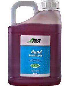 FAST LIQUID HAND SANITISER 5L