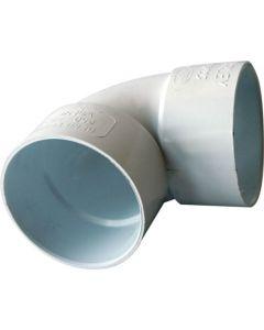 PVC BEND S&V PLN 50MMX 87.5DEG E-SEPCK