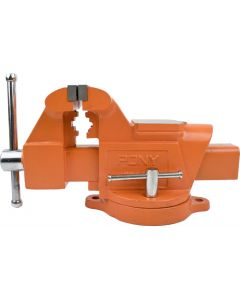 PONY TOOLS AC29060 6 INCH SWIVEL BASE HEAVY-DUTY WORKSHOPBENCH VICE