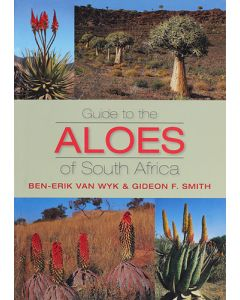 GUIDE TO THE ALOES OF SOUTH AFRICA 3RD EDITION BOOK