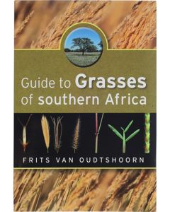 GUIDE TO GRASSES OF SOUTHERN AFRICA BOOK