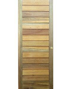 HORIZONTAL SLATTED 813 DOOR