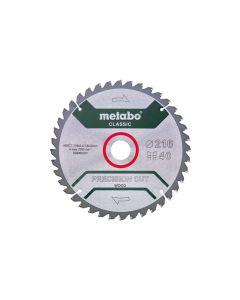 Metabo 628060000 Classic Saw Blade 216x2.4x30mm