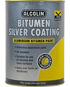 ALCOLIN BITUMEN SILVER COATING 5L