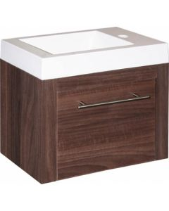 BATHROOM CABINET PHILLY COIMBRA 450MM INCLUDES BASIN