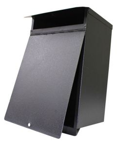 ECONO AWS2651 BLACK LETTER BOX