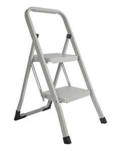 ACCENT 90-1503 2-STEP METAL LADDER