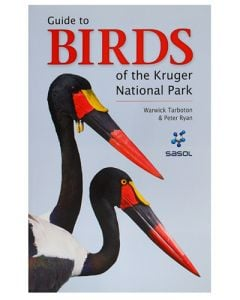 BIRDS OF THE KRUGER NATIONAL PARK 1ST EDITION