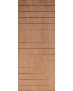 HARDWOOD WIDEBOARD HORIZONTAL FIRE 813 DOOR