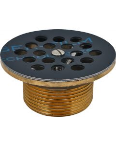 COBRA 323CP SHOWER WASTE AND GRATING 40MM