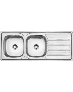 CAM AFRICA DC1248S/DEB DROP-IN 1200X480MM SINK