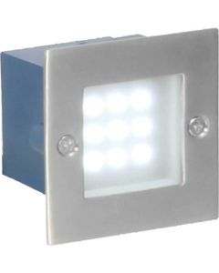 BRIGHT STAR FT014 SQUARE LED FOOTLIGHT