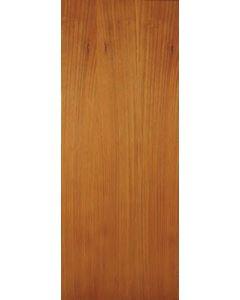 HOLLOW CORE SAPELE INTERIOR DOOR EXPOSED EDGE 762X2032
