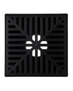 033102 Black Nylon Rain Drain Cover