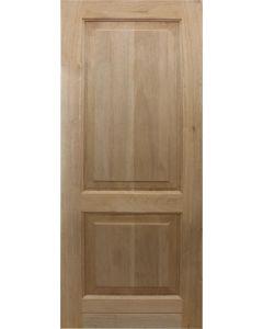 2 PANEL HARDWOOD 813 DOOR