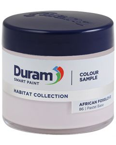 DURAM HABITAT COLLECTION SMART PAINT 90ML (AFRICAN FOXGLOVE)
