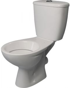 Eco ECO2CCTNS White Toilet Suit