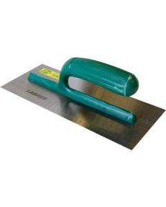 LASHER PLASTERING TROWEL PLASTIC HANDLE