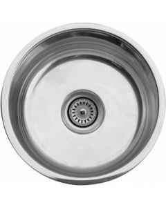 CAM AFRICA PC410L/SC PREP BOWL 410X371MM SINK
