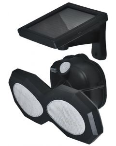 CURRENT CRPIR02SN SOLAR FLOODLIGHT 400 LUMEN