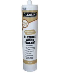 ALCOLIN SEALANT WOOD FLEXIBLE OAK 280ML