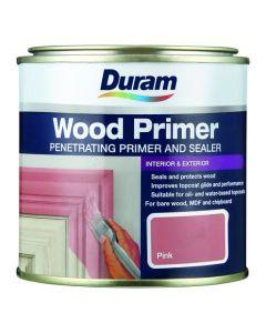 DURAM PINK WOOD PRIMER 1L