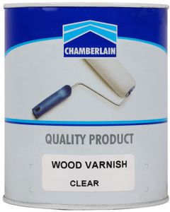 CHAMBERLAIN VARNISH CLEAR 1L