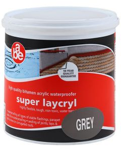 ABE 96068037 SUPER LAYCRYL GREY 1L