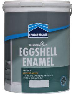 CHAMBERLAIN EGGSHELL ENAMEL 5L