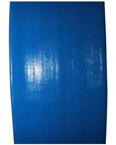 Blue Layflat Hose - 150mm x 100m Roll