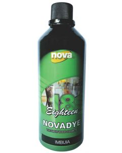 NOVA 18 NOVADYE EBONY 500ML