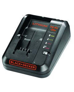BLACK & DECKER BDC1A 1A FAST CHARGER FOR 14.4V AND 18V LITHIUM-ION BATTERIES