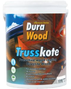 DURAWOOD TRUSSKOTE BROWN 5L