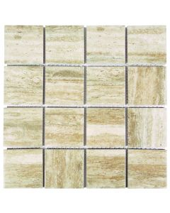 FALCON P3-FT73150M  RUSTIC PORCELAIN MOSAIC TILE  73MM