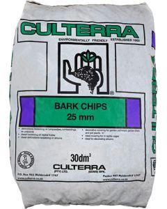 CULTERRA BARK CHIPS 25MM 30DM3