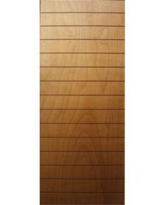 HOLLOW CORE WIDEBOARD HORIZONTAL 813 DOOR