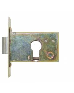 BBL LOCK GATE CYLINDER WITH LATCH BLISTER