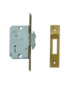 ASSA ABLOY 24313-55PL POLISHED BRASS 4 LEVER UNION WINGBOLT