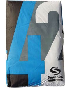 SEPHAKU CEMENT 42.5N CLASS (CEM II A(V)) COLLECTED