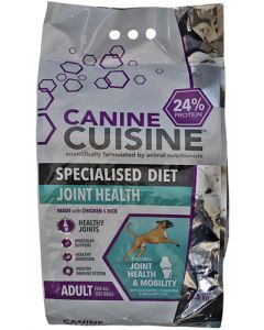 CANINE CUISINE ADULT JOINT HEALTH DOG FOOD 5.5KG