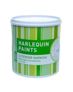 HARLEQUIN'S CLEAR VARNISH 1L