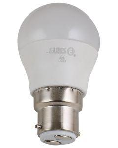 ELLIES FLG45RB22W LED GOLFBALL RESIDENTIAL LAMP