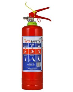 INTA SAFETY FE4 FIRE EXTINGUISHER 2.5KG